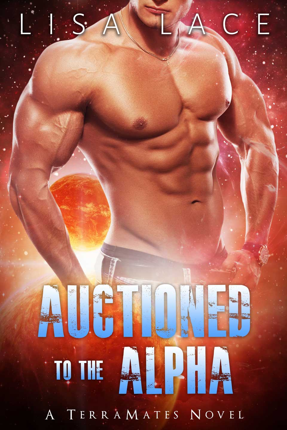 Auctioned to the Alpha