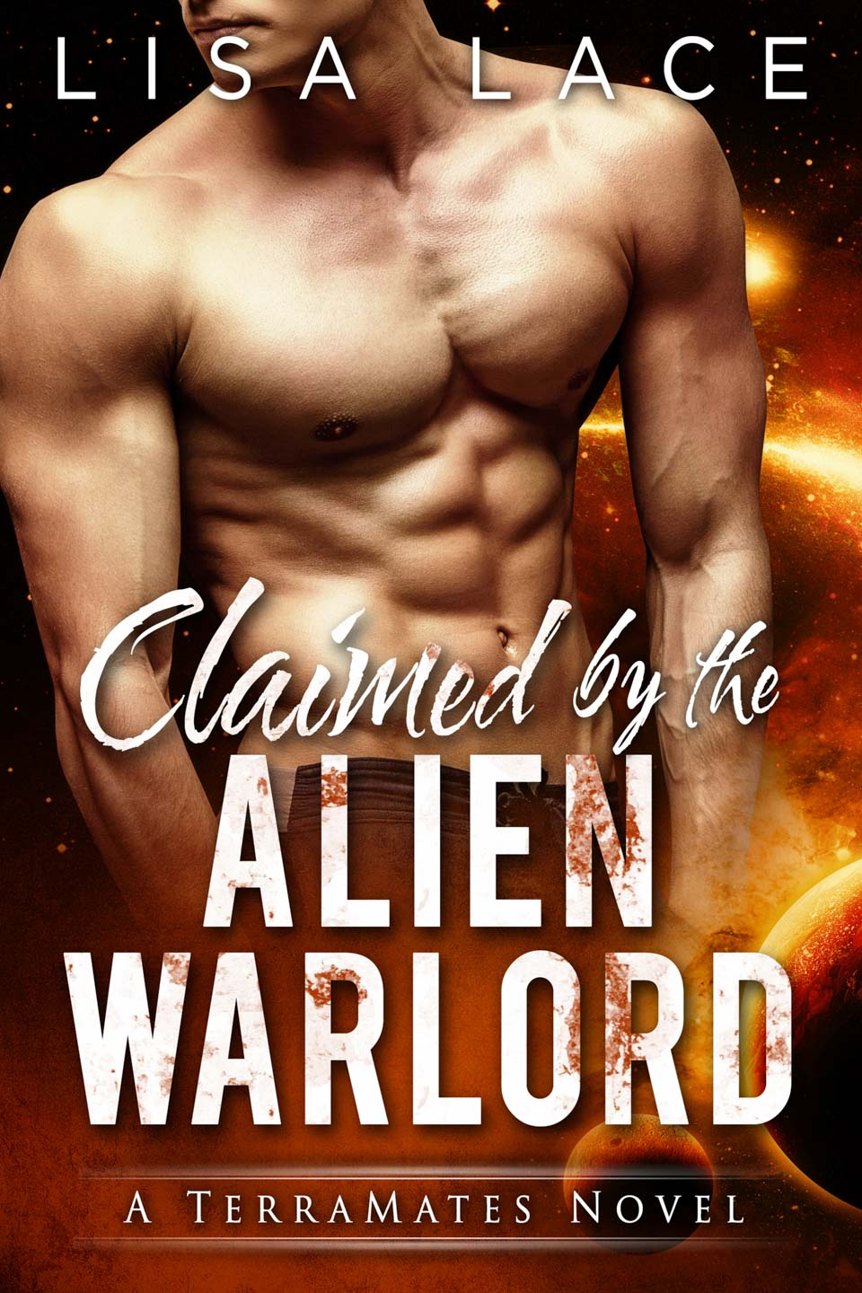 Claimed by the Alien Warlord
